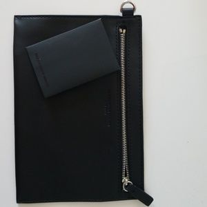 Authentic  Alexander Wang pouch